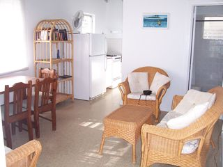 Great Exuma cottage photo - Cottage lounge