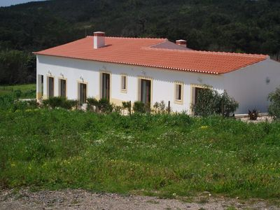 Beautiful Villa In Village Location On Road To Val De Figueiras Beach