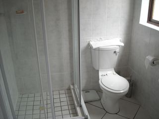 Milnerton condo photo - shower and toilet