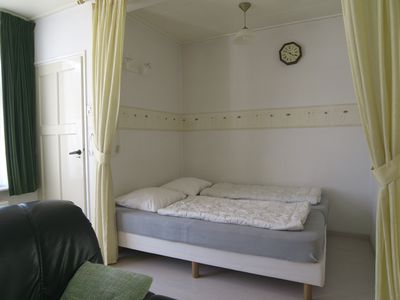 image for Comfortable studio in the center of the village and close to the beach