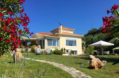 Your charming home in the sunny south - Ferienhaus Messinia  / 7 Personen
