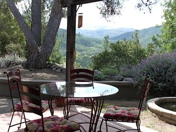 Carmel Valley cottage rental - Take in many beautiful views at Casita Lucia