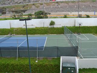 Calafia villa photo - Tennis Court and Sport Court