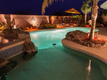 Marana house rental - An outdoor living space which will keep you coming back time and again