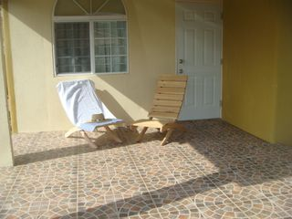 Montego Bay house photo - Large front porch