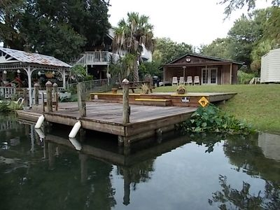 weeki wachee vacation rental vrbo 236693 3 br florida