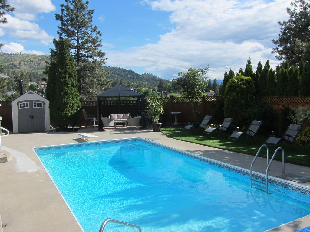 Pool, Hot Tub And Mountain Views, Relax And... - VRBO