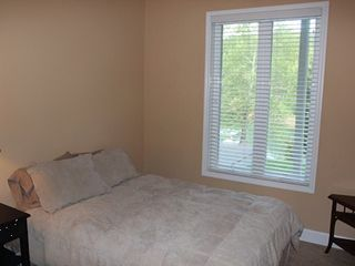 La Follette house photo - Beautiful lake view from this queen bedroom.