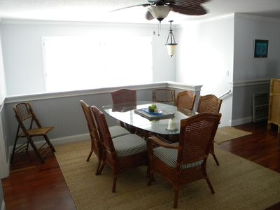 Manasota Key house rental - Dining Room