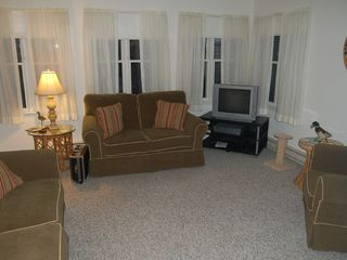 Bethany Beach house photo - Relax with a book or DVD in the family room