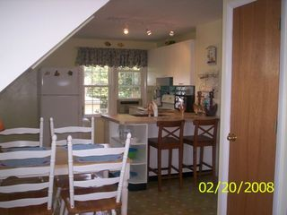 Colonial Beach cottage photo - Marina Sunset Kitchen