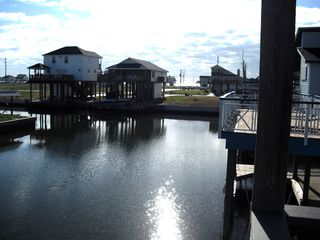 Sea Isle house photo - 2nd floor deck view