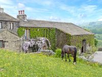 THE STABLE COTTAGE, family friendly in Oakworth, Ref 29670