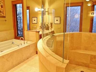 Deer Valley house rental - Master bathroom