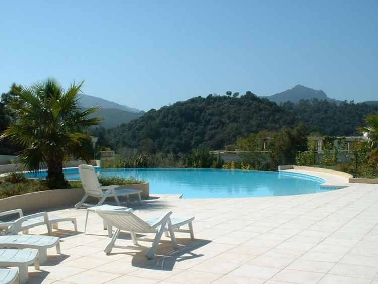 Luxury accommodation, with pool , Les Termes, France