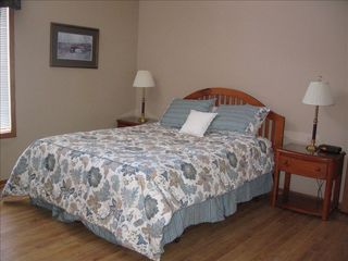 Galena house photo - Enjoy your space in the Master Bedroom
