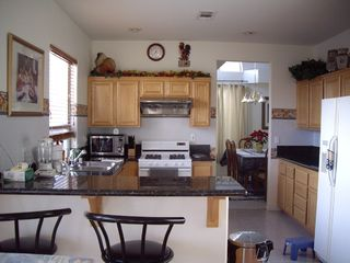 Las Vegas house photo - kitchen/bar/view of fomal dinning