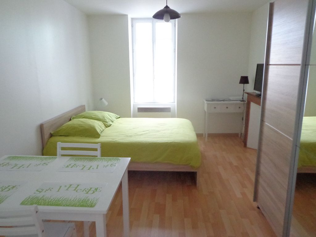 Accommodation near the beach, 25 square meters,