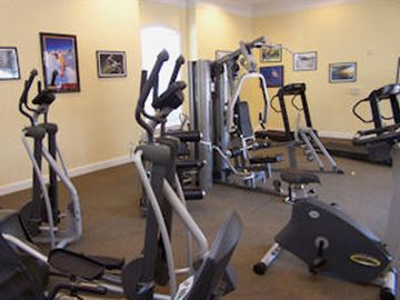 Tuscana Resort fitness center