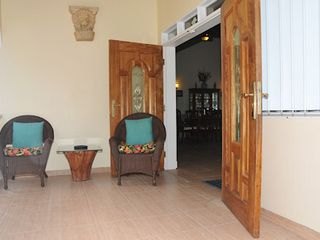 Entrance to Villa - Marigot Bay villa vacation rental photo