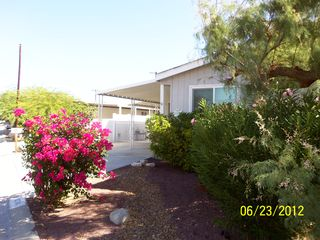 Thousand Palms house photo - Welcome to 32 600 Flagstaff Avenue ... your home away from home.