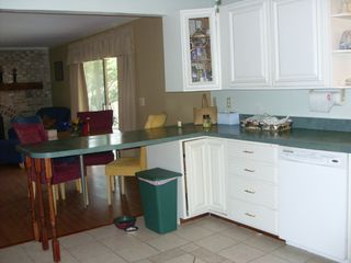 Ocean Pines house photo - Large kitchen