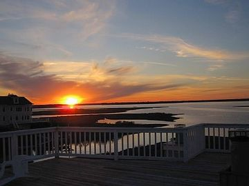 Westhampton Beach house rental - Spectacular bay views and unforgettable sunsets