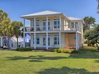 20% OFF FALL!!Stunning  beach home with a view of the Gulf of Mexico, WiFi!
