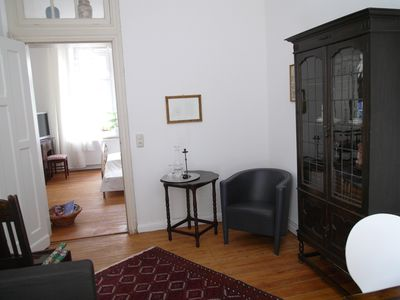 Individual apartment in the old town with a secluded courtyard, ideal for couples