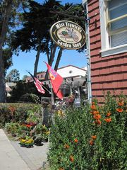 Pacific Grove cottage photo - Enjoy the gifts and plants at Ms. Trawick's beneath the delicious Red House Cafe