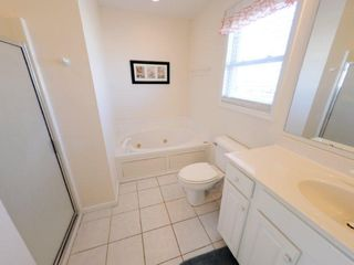 Surf City house photo - Master Bath & Jacuzzi