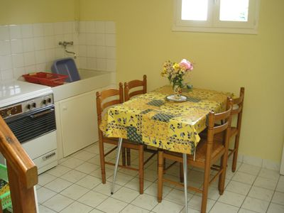 house 6 people and 4 apartments personnesà PLOEVEN -.