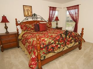 Second Master Bedroom - Emerald Island house vacation rental photo