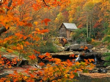 Autumn In Branson