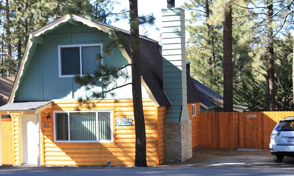 Cozy Big Bear Cabins Walk To Ski Lifts Homeaway
