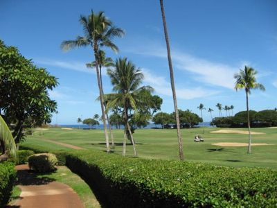 Maui Eldorado is Situated on Kaanapali North Golf Course