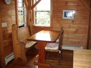 Madaket house photo - Breakfast Nook