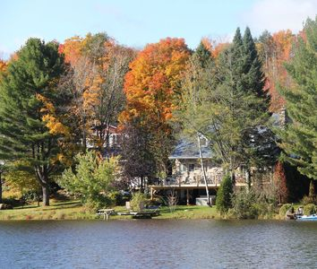 La Mariouche - Wonderful lakeview country house, for large family and friends.