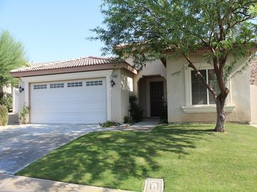 Desert Hot Springs bungalow rental - Front of House
