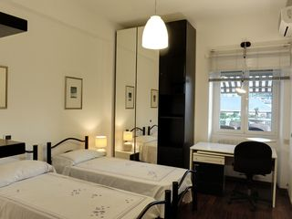 Prati (Vatican area) apartment photo - Room (two beds)