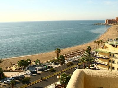 Benalmadena apartment rental - Views to the sea (MARINA)
