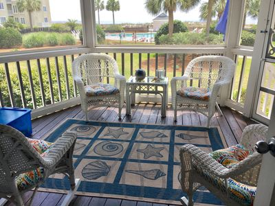 "First Floor/Oceanfront/Oceanview ~ Available 3/23- 3/29 ~105+ ""5 Star"" Reviews"
