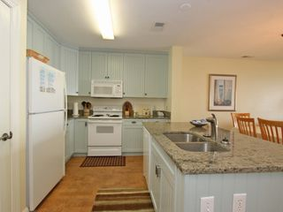 Isle of Palms condo photo - updated kitchen with granite
