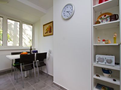 Zagreb apartment rental - Kitchen