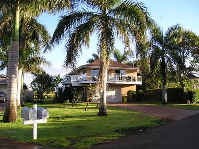 Koloa house rental - 5175 Hoona Road - Located steps away from Baby Beach