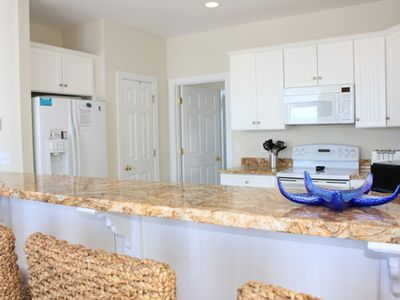 Surf City house rental - Another view of Kitchen