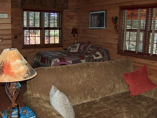 Pagosa Springs cabin photo - Living area