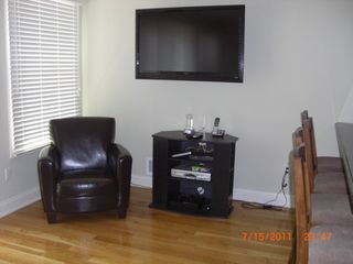 Seaside Heights townhome photo - Living Area