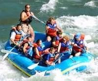 Area White Water Rafting