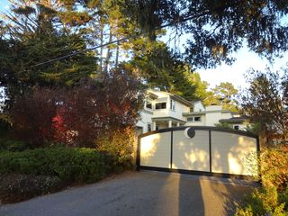 Pebble Beach house photo - Privacy and security.